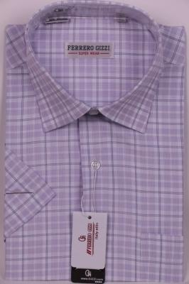 Классическая рубашка в клетку (Арт. SDK 5513K)