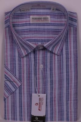 Классическая рубашка в полоску (Арт. SKY 0786K)
