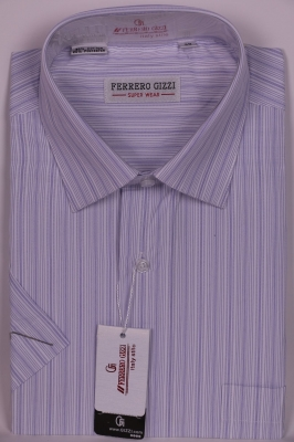 Классическая рубашка в полоску (Арт. SDK 5523K)