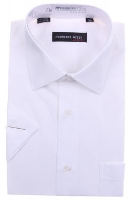 Классическая рубашка однотонная (Арт. SKY 1064K)