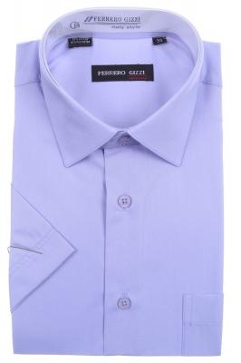 Классическая рубашка однотонная (Арт. SKY 1069K)