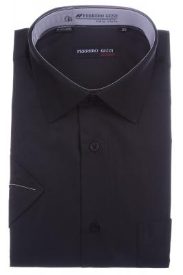 Классическая рубашка однотонная (Арт. SKY 1063K)