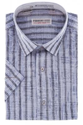 Классическая рубашка в полоску (Арт. SDK 5355К)