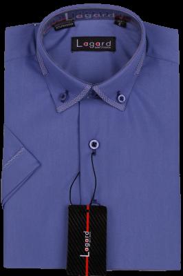 Детская рубашка с коротким рукавом (Арт. B SKY 1169K)