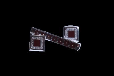 Запонки и зажим для галстука (Арт. Набор 78)