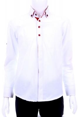 Детская рубашка с декоративной планкой (Арт. TB 1447)