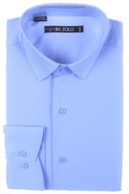 Молодежная рубашка с длинным рукавом (Арт. SKY 1942)
