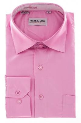 Классическая рубашка с длинным рукавом  (Арт. SKY 0531)