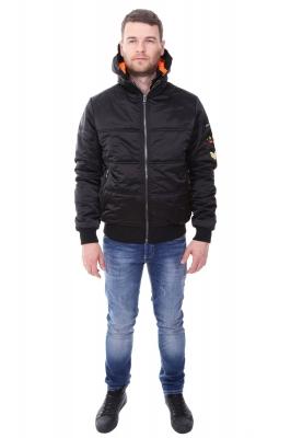 Стеганная мужская куртка  (Арт. TKY 1646)