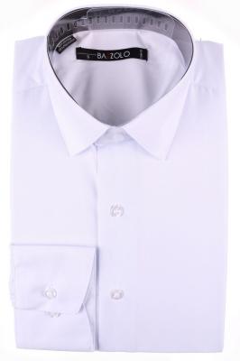 Молодежная белая рубашка (Арт. SKY 1031)