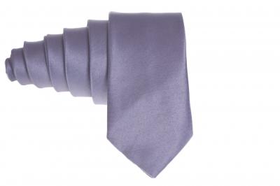 Галстук серый для мужчины (Арт. GS 57)