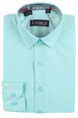 Рубашка для мальчика с длинным рукавом  (Арт. В SKY 0936S)