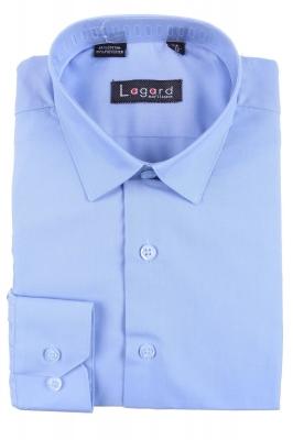 Рубашка для мальчика с длинным рукавом  (Арт. В SKY 0927S)