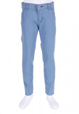 Джинсы для мальчика голубого цвета  (Арт. D-JEANS 0056)