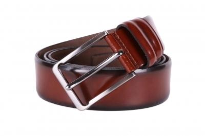 Мужской кожаный ремень  (Арт. REM-41)