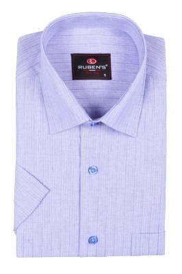 Классическая рубашка с коротким рукавом (Арт. T 2388K)