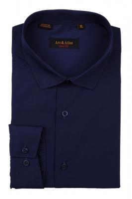 Молодежная рубашка с длинным рукавом (Арт. OD-020)