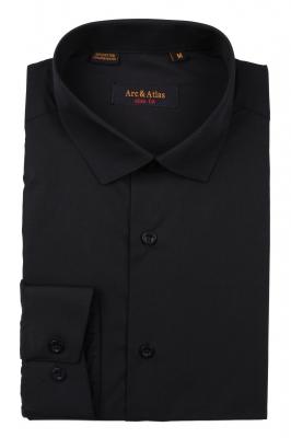 Молодежная рубашка с длинным рукавом (Арт. OD-019)