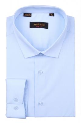 Молодежная рубашка с длинным рукавом (Арт. OD-018)