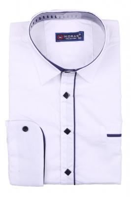 Детская комбинированная рубашка (Арт. TB 2580)
