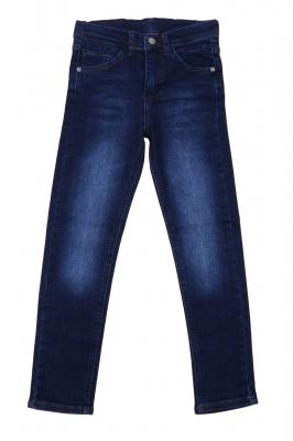 Стильные джинсы для мальчика синего цвета (Арт. D-JEANS 2837)