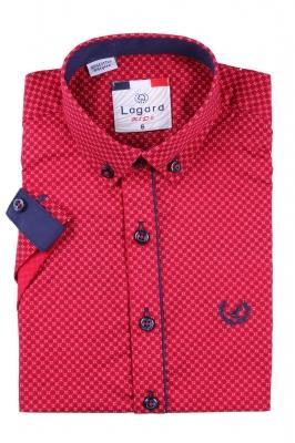 Детская рубашка с коротким рукавом (Арт. B SKY 2111K)