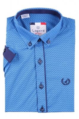 Детская рубашка с коротким рукавом (Арт. B SKY 2114K)