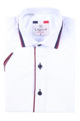 Детская рубашка с коротким рукавом (Арт. B SKY 2179K)