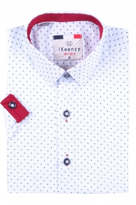 Детская рубашка с коротким рукавом (Арт. B SKY 2562K)