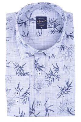 Молодежная рубашка, длинный рукав трансформер (Арт. T 3135)
