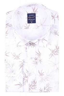 Молодежная рубашка, длинный рукав трансформер (Арт. T 3136)