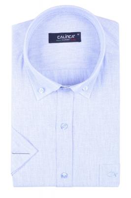 Классическая рубашка с коротким рукавом (Арт. T 3148K)