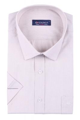 Классическая рубашка с коротким рукавом (Арт. T 3154K)