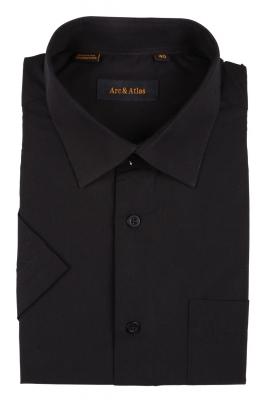 Мужская классическая рубашка, короткий рукав  (Арт. OD-008K)