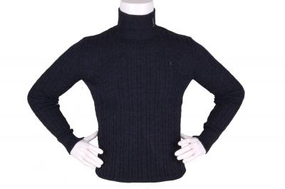 Мужской гольф тёмно-синего цвета (Арт. TG 3870)