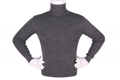 Мужской гольф серого цвета (Арт. TG 3871)