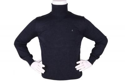 Мужской гольф тёмно-синего цвета (Арт. TG 3873)