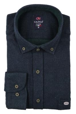 Классическая кашемировая мужская рубашка, длинный рукав (Арт. T 3995)
