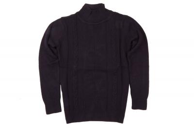 Детский свитер тёмно-синего цвета (Арт. D-GF 4149)