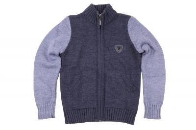 Детский свитер с застёжкой на молнии (Арт. D-POS 4140)