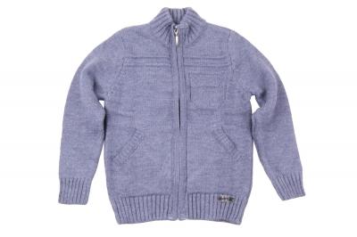 Детский свитер с застёжкой на молнии (Арт. D-POS 4143)
