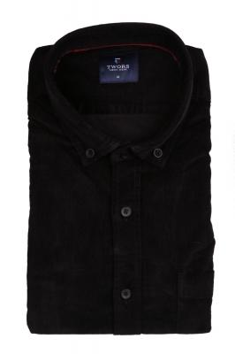 Мужская вельветовая рубашка, длинный рукав (Арт. T 4120)