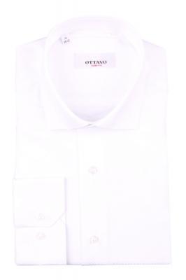 Стильная мужская рубашка в мелкую клетку, длинный рукав (Арт. T 4391)