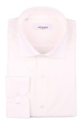 Стильная мужская рубашка, длинный рукав (Арт. T 4394)