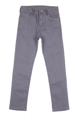 Джинсы для мальчика серого цвета (Арт. D-JEANS 4470)
