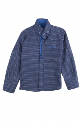 Normani Рубашка для мальчика 1-4 лет (Арт. TB 5379)