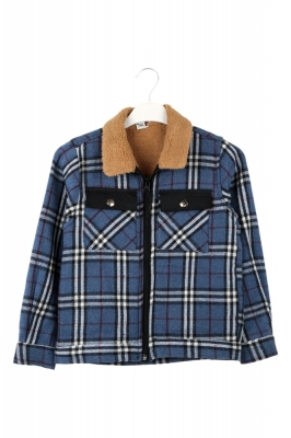 ALZEK Куртка для мальчика на меху (Арт. D 5531)
