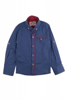 Normani Рубашка для мальчика 1-4 лет (Арт. TB 5382)