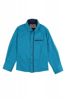 Normani Рубашка для мальчика 1-4 лет (Арт. TB 5381)