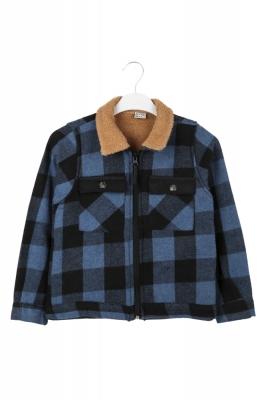 ALZEK Куртка для мальчика на меху (Арт. D 5529)